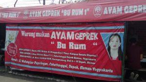 Ayam Geprek Bu Rum Jogja   Fotografer Reza Rizki