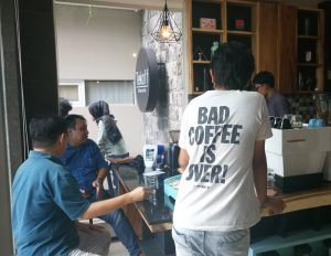 Tekoff Coffee and Tea Jogja